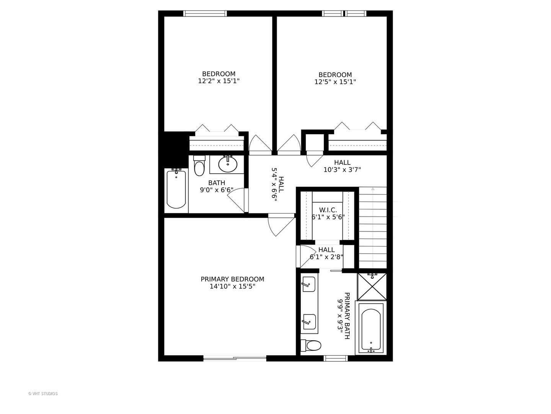 2673 Greenview Unit Unit f ,Chicago, Illinois 60614