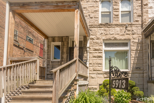 5913 SOUTH GREEN STREET, CHICAGO, IL 60621