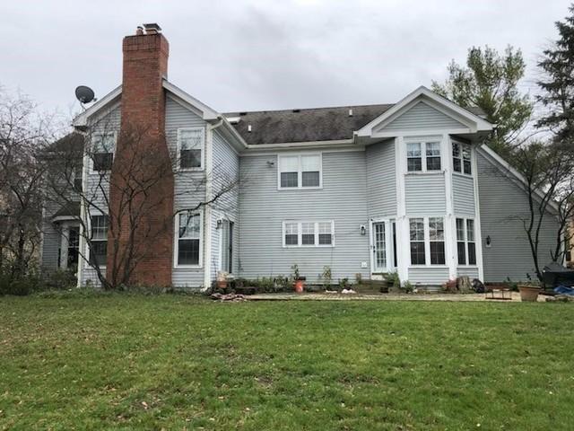 689 Bent Ridge ,Barrington, Illinois 60010