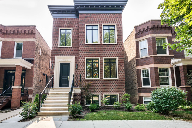 Villa per Vendita alle ore 3622 North Leavitt Street 3622 North Leavitt Street Chicago, Illinois,60618 Stati Uniti