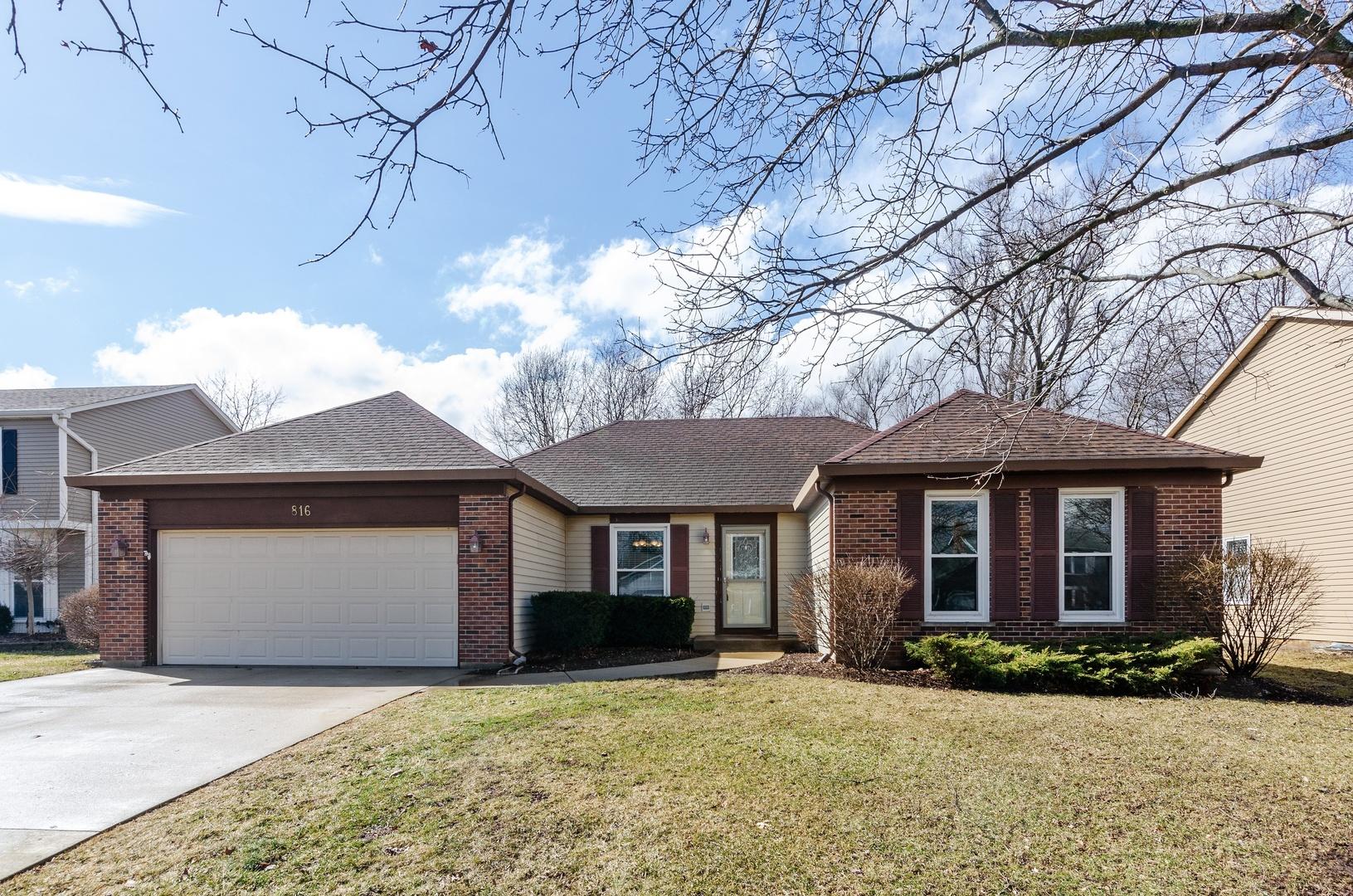 816 Candlewood ,Cary, Illinois 60013