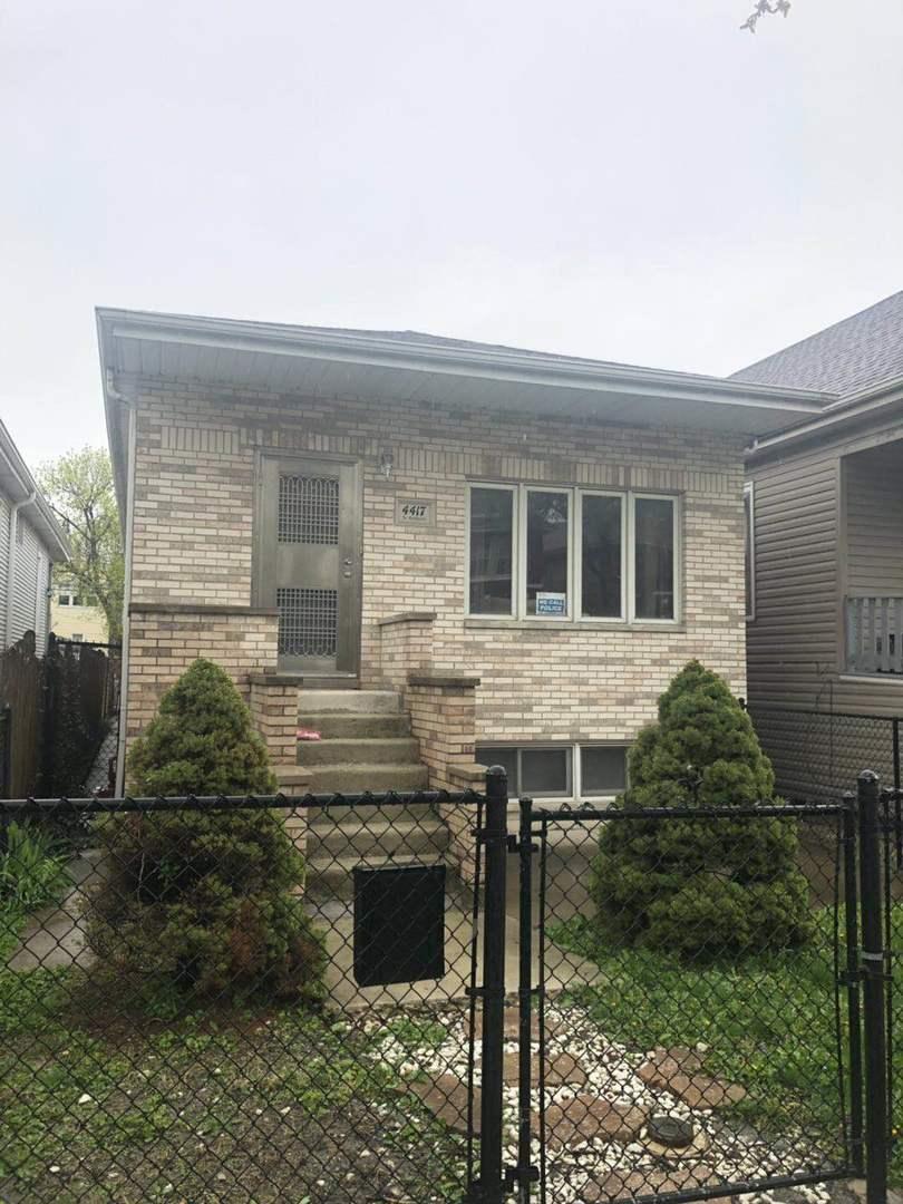 4417 Rockwell ,Chicago, Illinois 60632