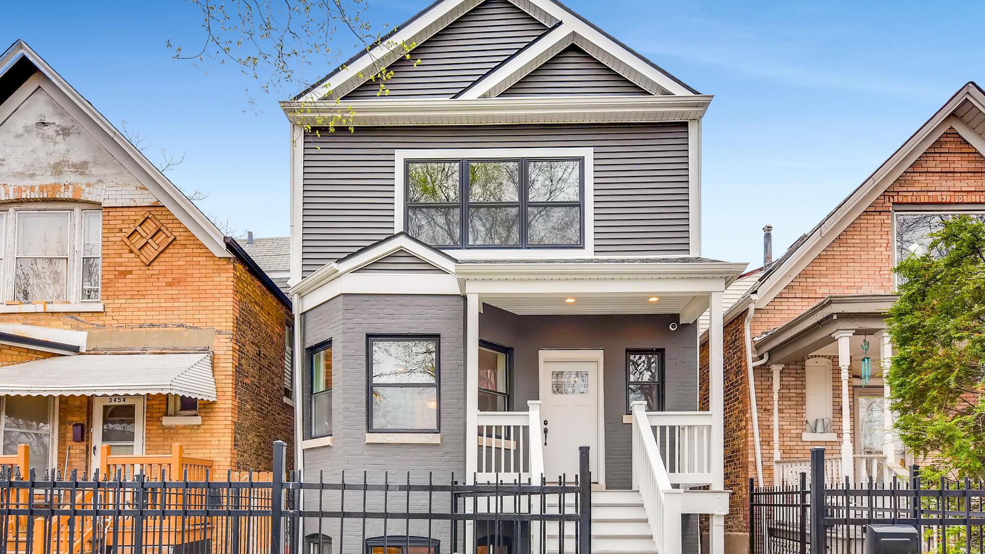 3452 WEST HIRSCH STREET, CHICAGO, IL 60651