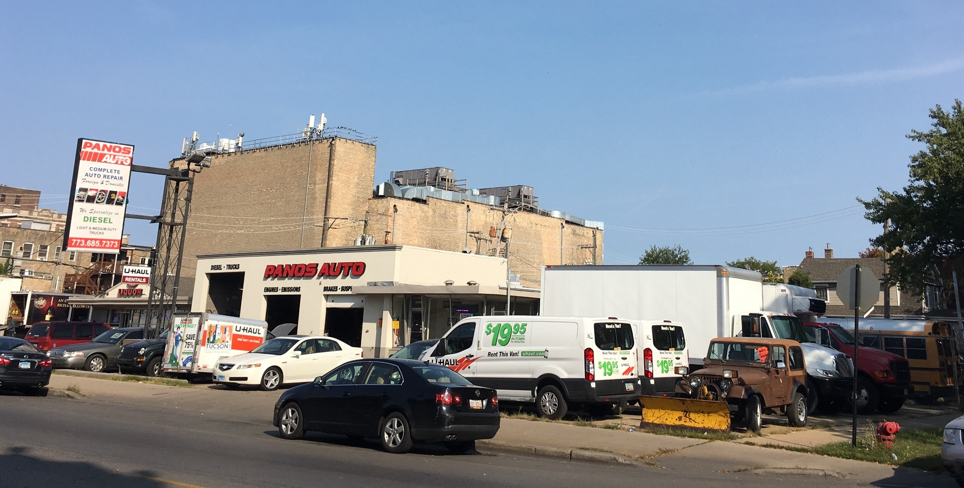 4744 West Belmont Avenue, Chicago-Portage Park, IL 60641