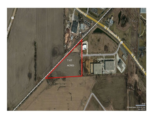 Photo of Lot 2 Commerce Drive WEST CHICAGO IL 60185
