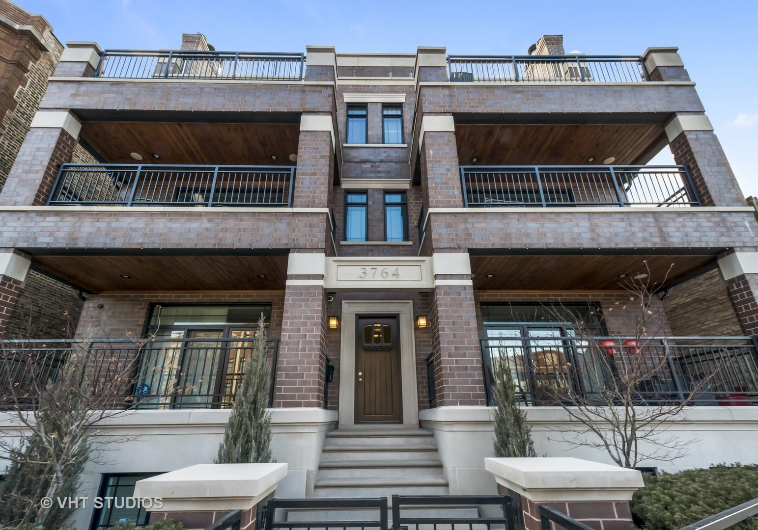 3764 Clark Unit Unit 3n ,Chicago, Illinois 60613