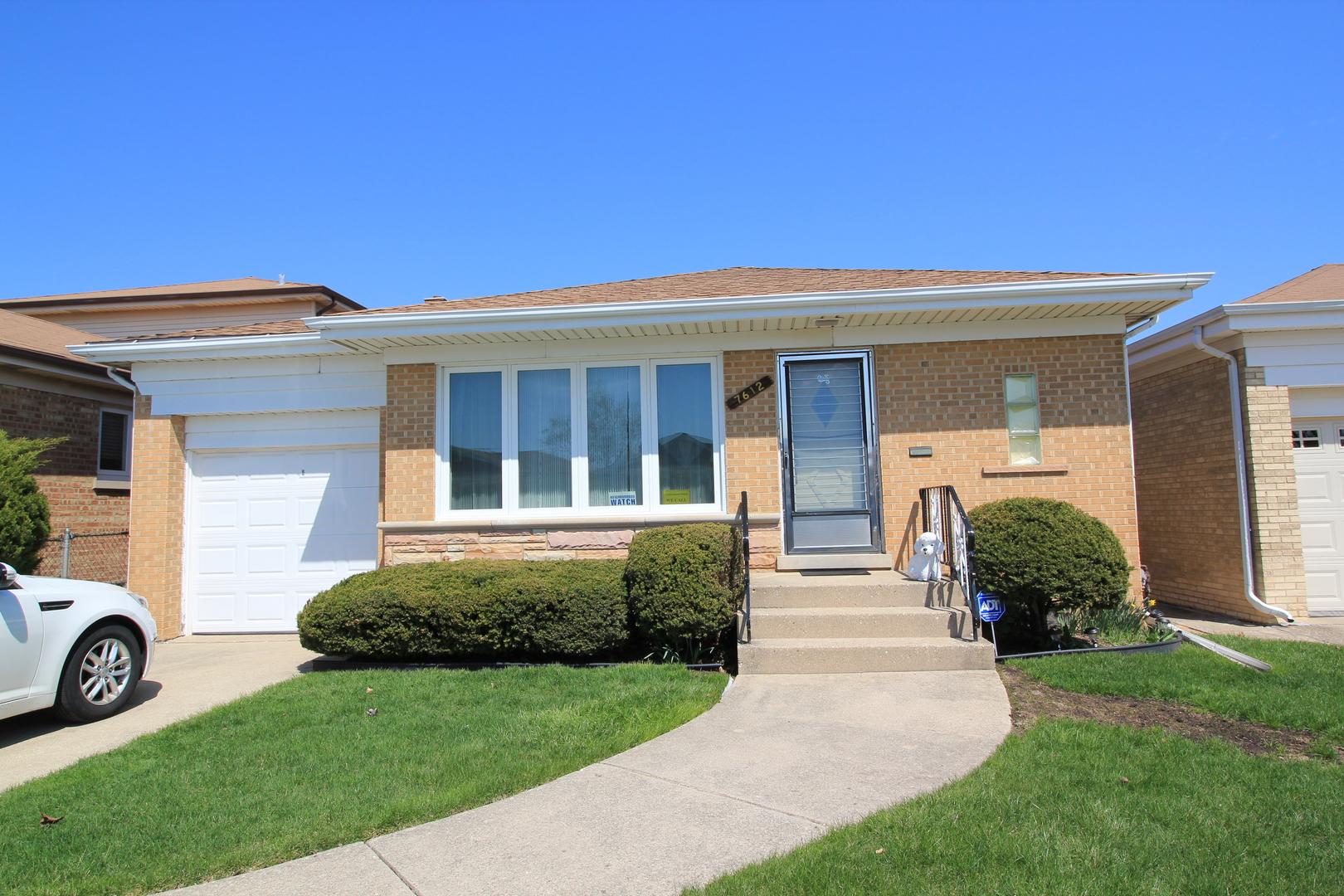 7612 Norridge ,Harwood Heights, Illinois 60706