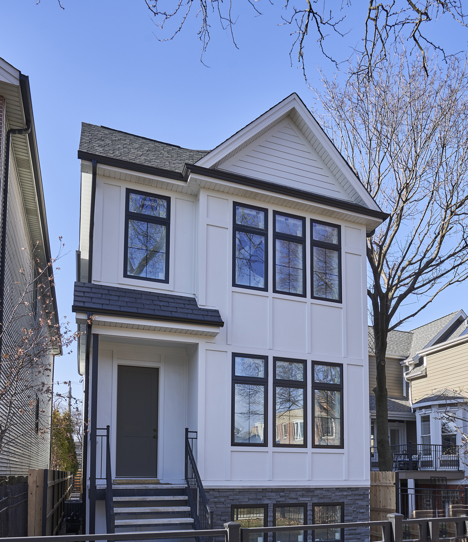3 House in North Center