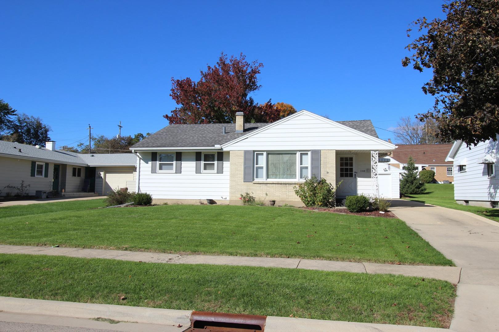 1148 Logan ,Freeport, Illinois 61032