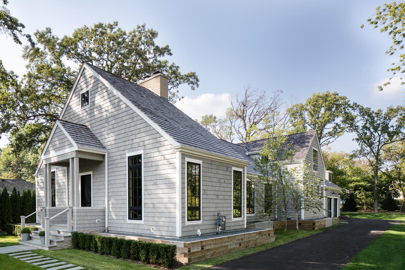 Maison unifamiliale pour l Vente à 700 Green Briar Lane 700 Green Briar Lane Lake Forest, Illinois,60045 États-Unis