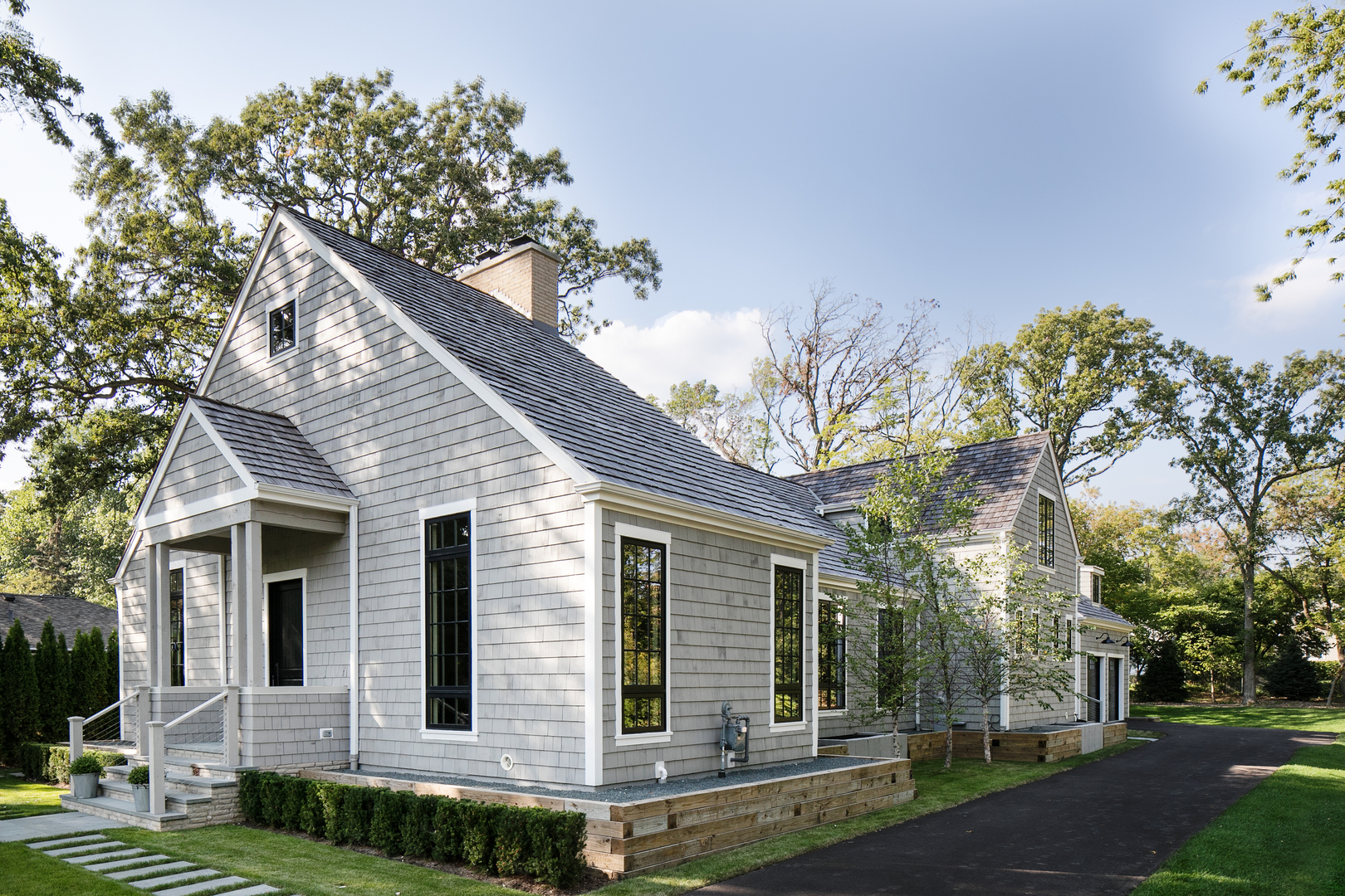 Casa Unifamiliar por un Venta en 700 Green Briar Lane 700 Green Briar Lane Lake Forest, Illinois,60045 Estados Unidos