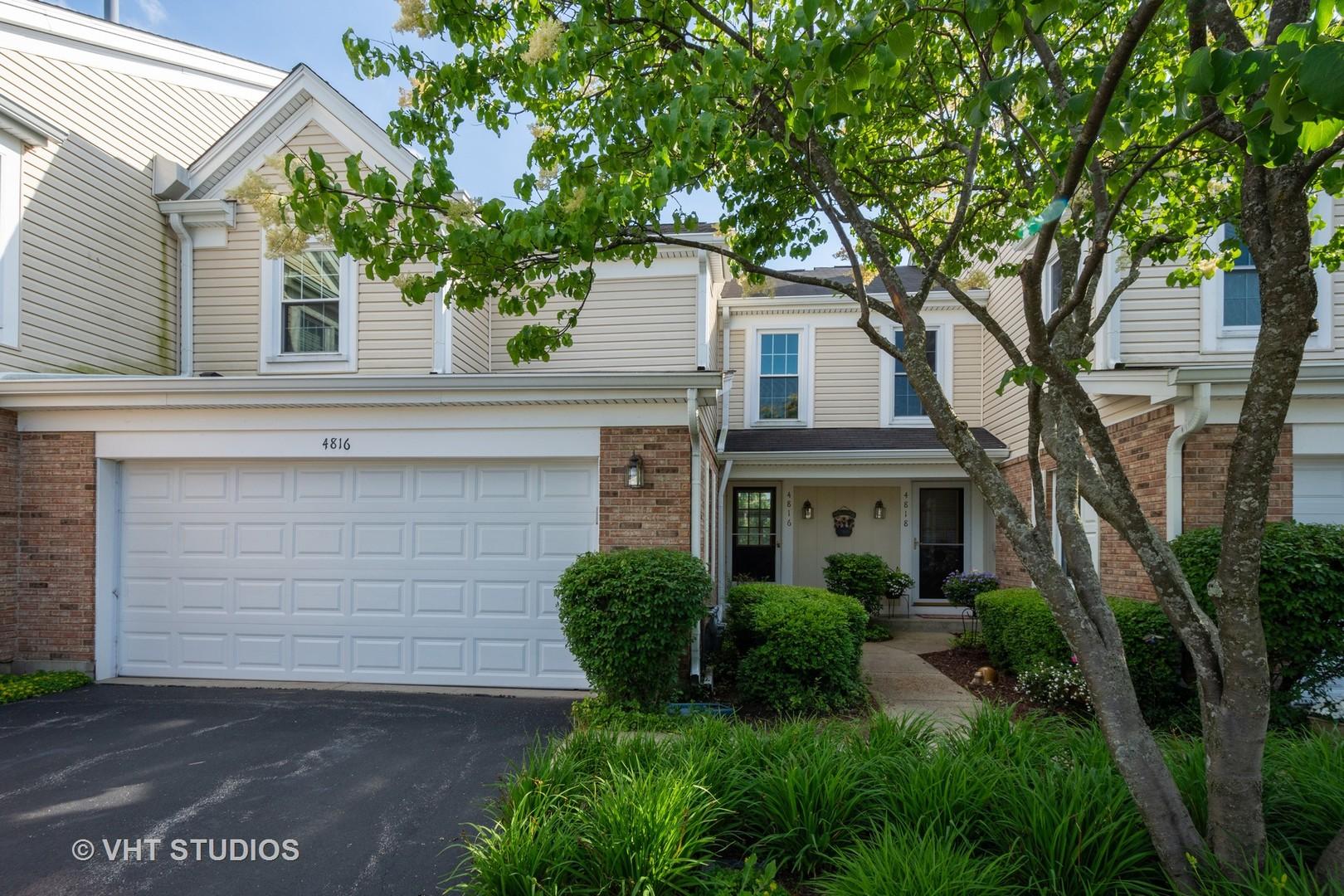 4816 Prestwick ,Hoffman Estates, Illinois 60010