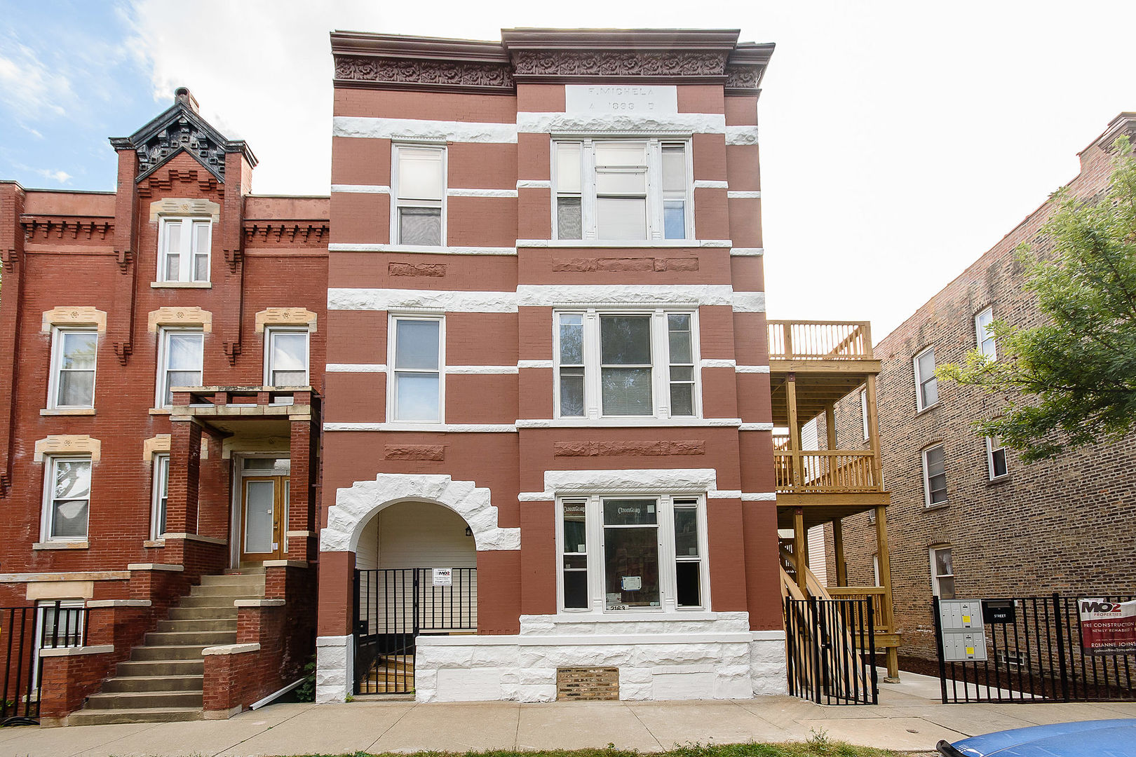 2163 North Bell Avenue, Chicago-Logan Square, IL 60647
