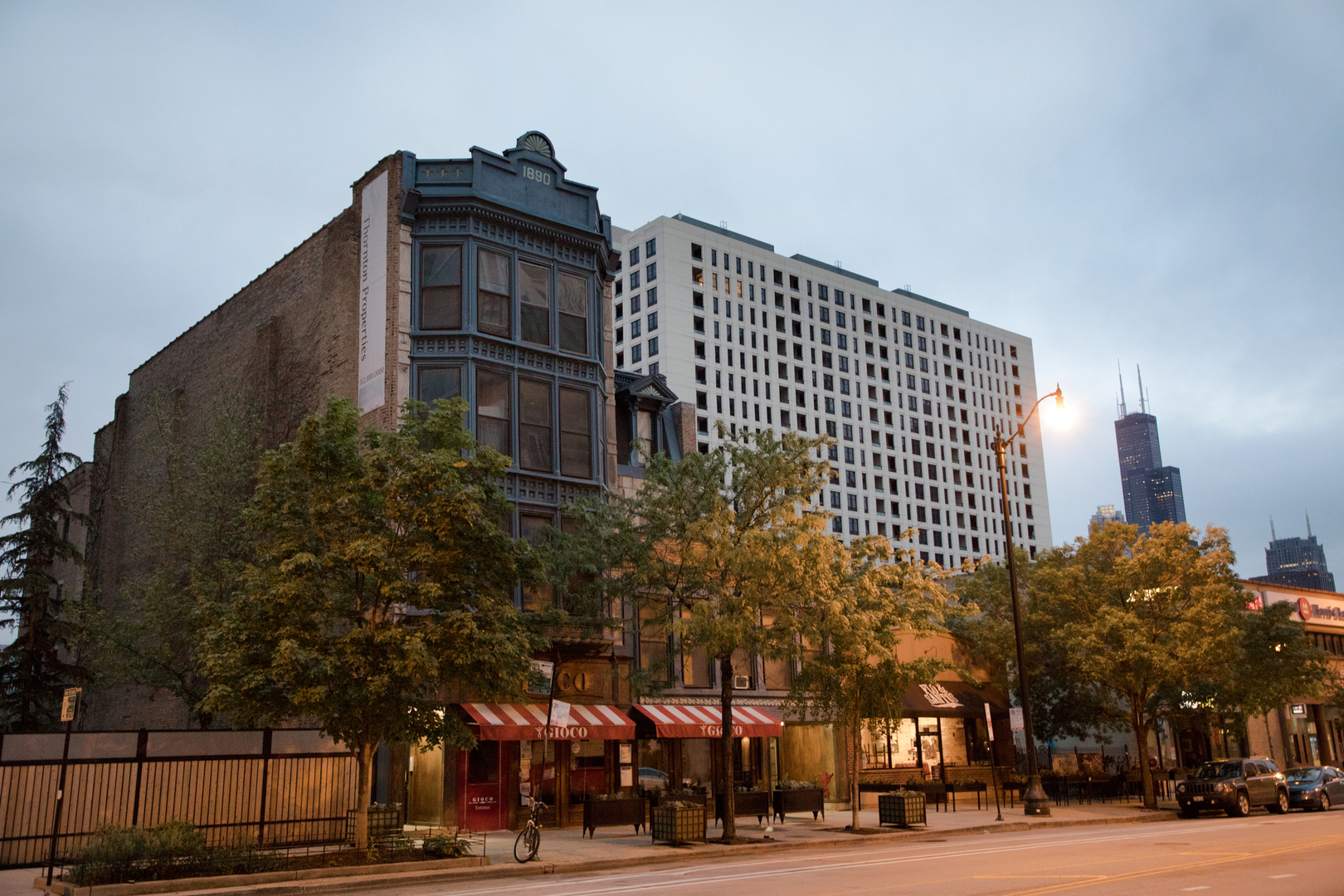 1312 SOUTH WABASH AVENUE #11, CHICAGO, IL 60605