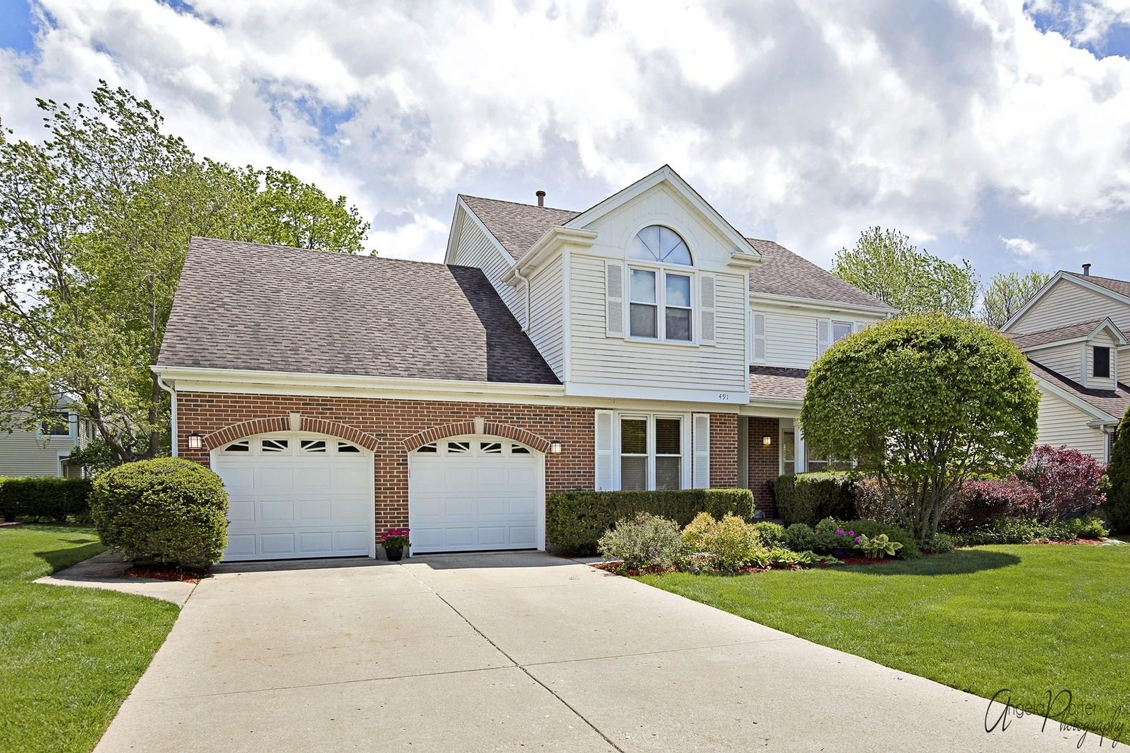 491 Satinwood ,Buffalo Grove, Illinois 60089