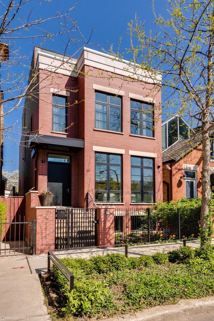 1741 N Hoyne Avenue, Chicago, IL 60647