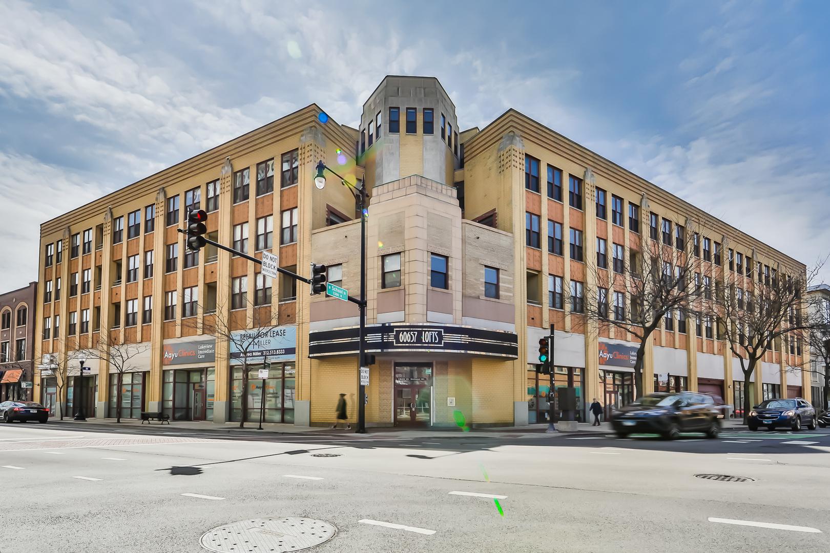 1645 WEST SCHOOL STREET #316, CHICAGO, IL 60657