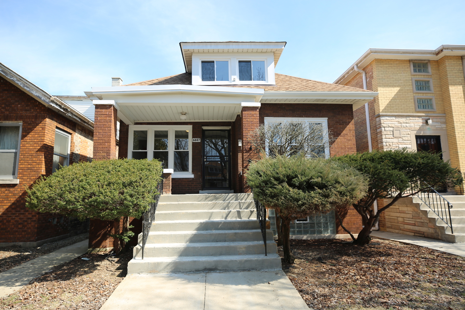 6607 SOUTH MAPLEWOOD AVENUE, CHICAGO, IL 60629