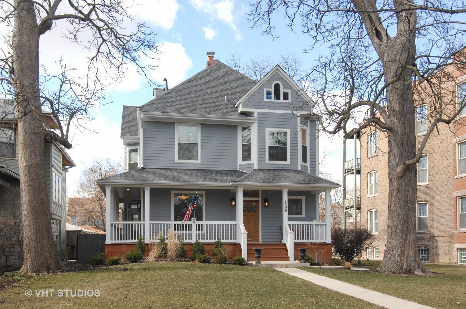 159 NORTH TAYLOR AVENUE, OAK PARK, IL 60302