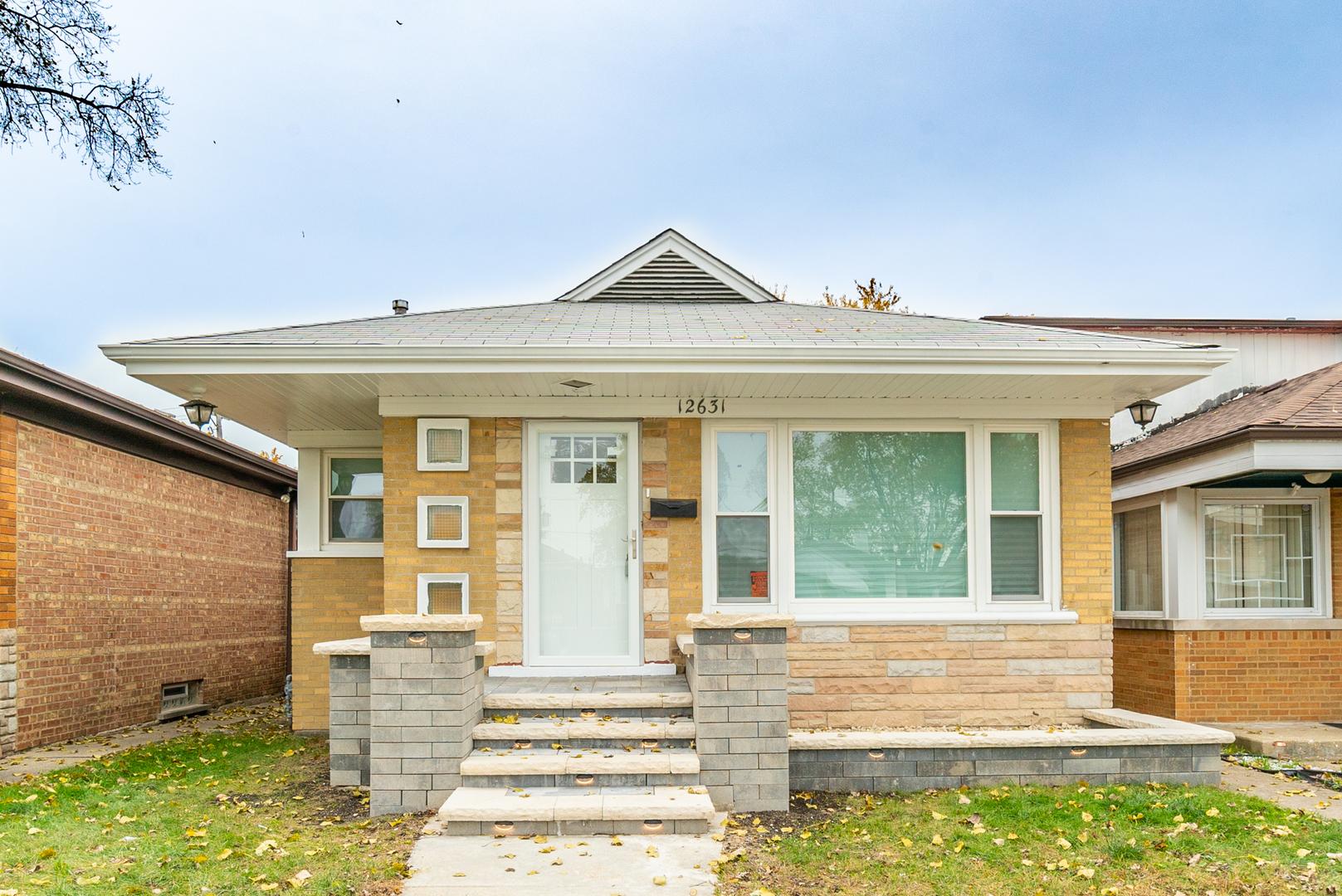 12631 Laflin ,Calumet Park, Illinois 60827