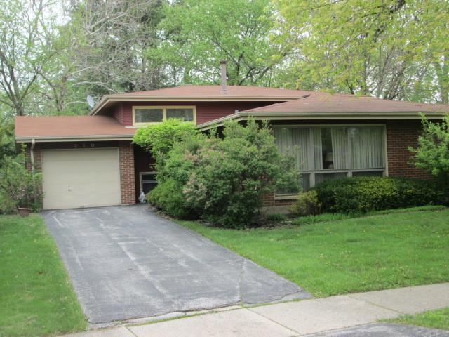 310 Sheridan ,Park Forest, Illinois 60466