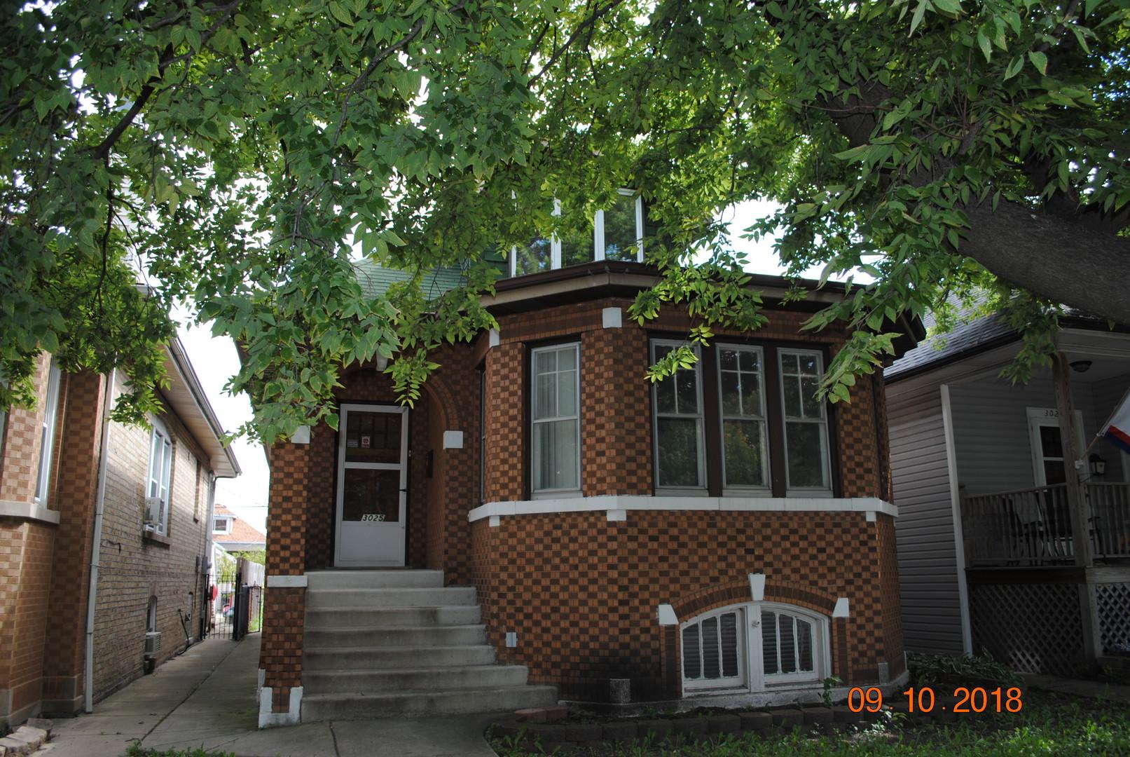 3025 Oak Park ,Chicago, Illinois 60634
