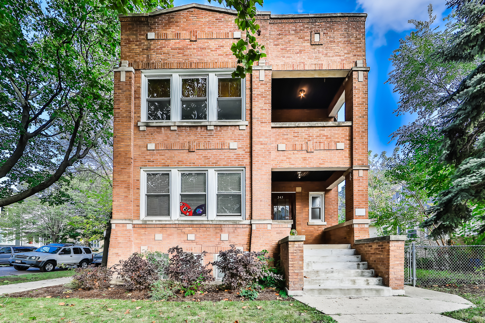 3457 NORTH AVERS AVENUE, CHICAGO, IL 60618