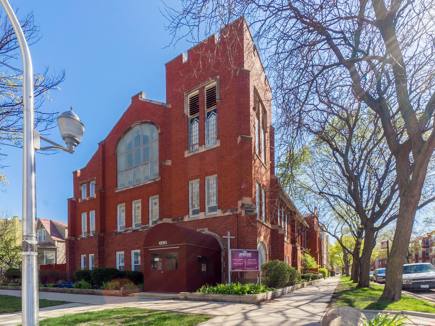 4201 NORTH TROY STREET, CHICAGO, IL 60618