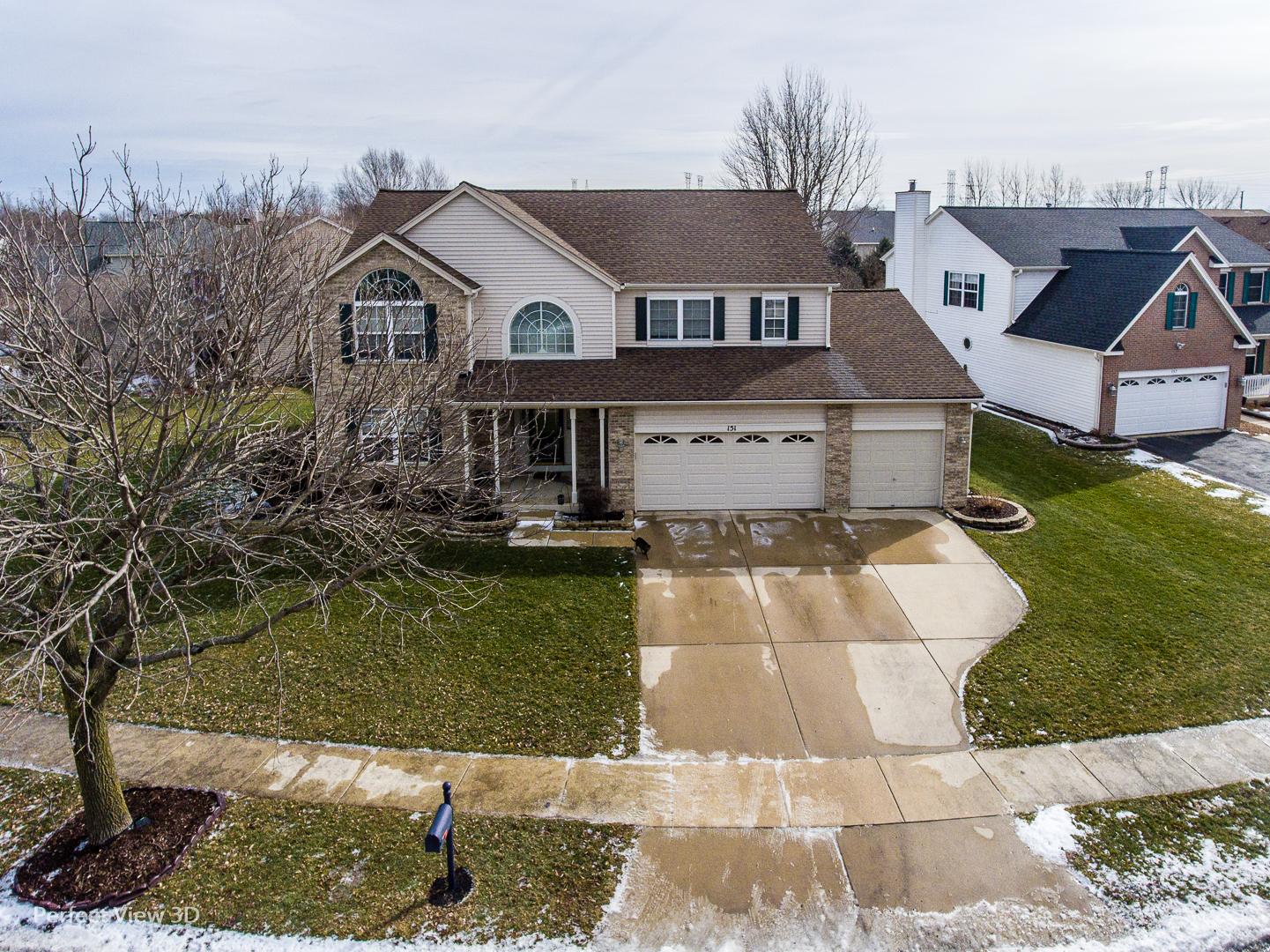 151 Spring Hill ,Romeoville, Illinois 60446