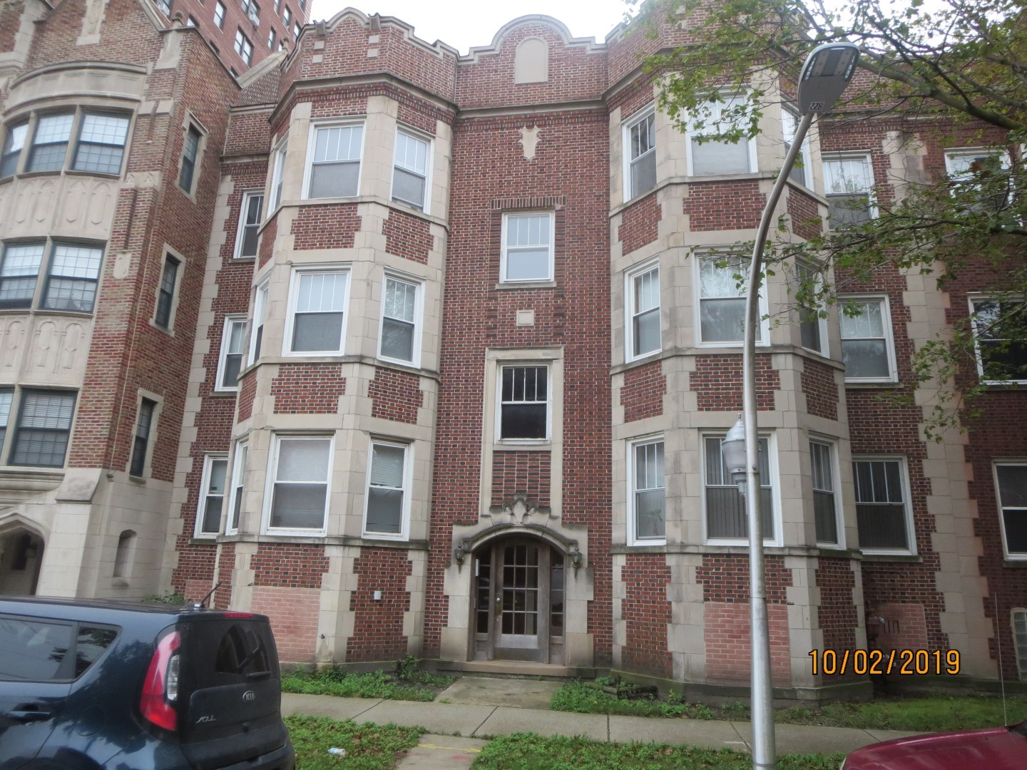 Very nice unit in a Brick 6 unit building for rent. Enjoy condo style living in a great neighborhood.  This unit has 2 bedrooms, 1 full bath, spacious living rm & dining rm, kitchen and built-in decorative fireplace w/bookshelves. Vintage building. all utilities are the responsibility of the tenant. First and last months rent upon move in, $300 move in fee which is non-refundable.  EMAIL ONLY PLEASE.  SUBMIT RENTAL APPLICATION TO AGENT.  CHAC vouchers will not be accepted.