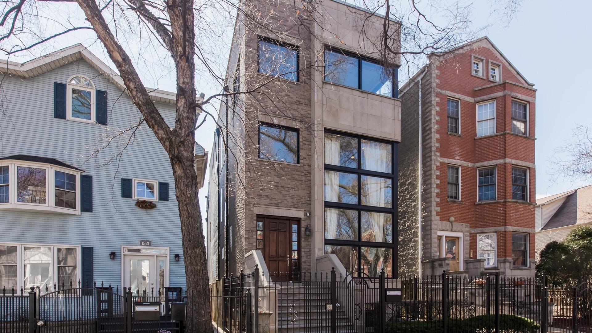 Μονοκατοικία για την Πώληση στο 1523 West School Street 1523 West School Street Chicago, Ιλινοϊσ,60657 Ηνωμενεσ Πολιτειεσ