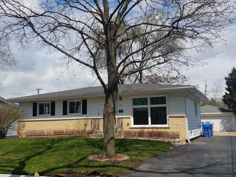 408 East Garwood Avenue, Mount Prospect, IL 60056