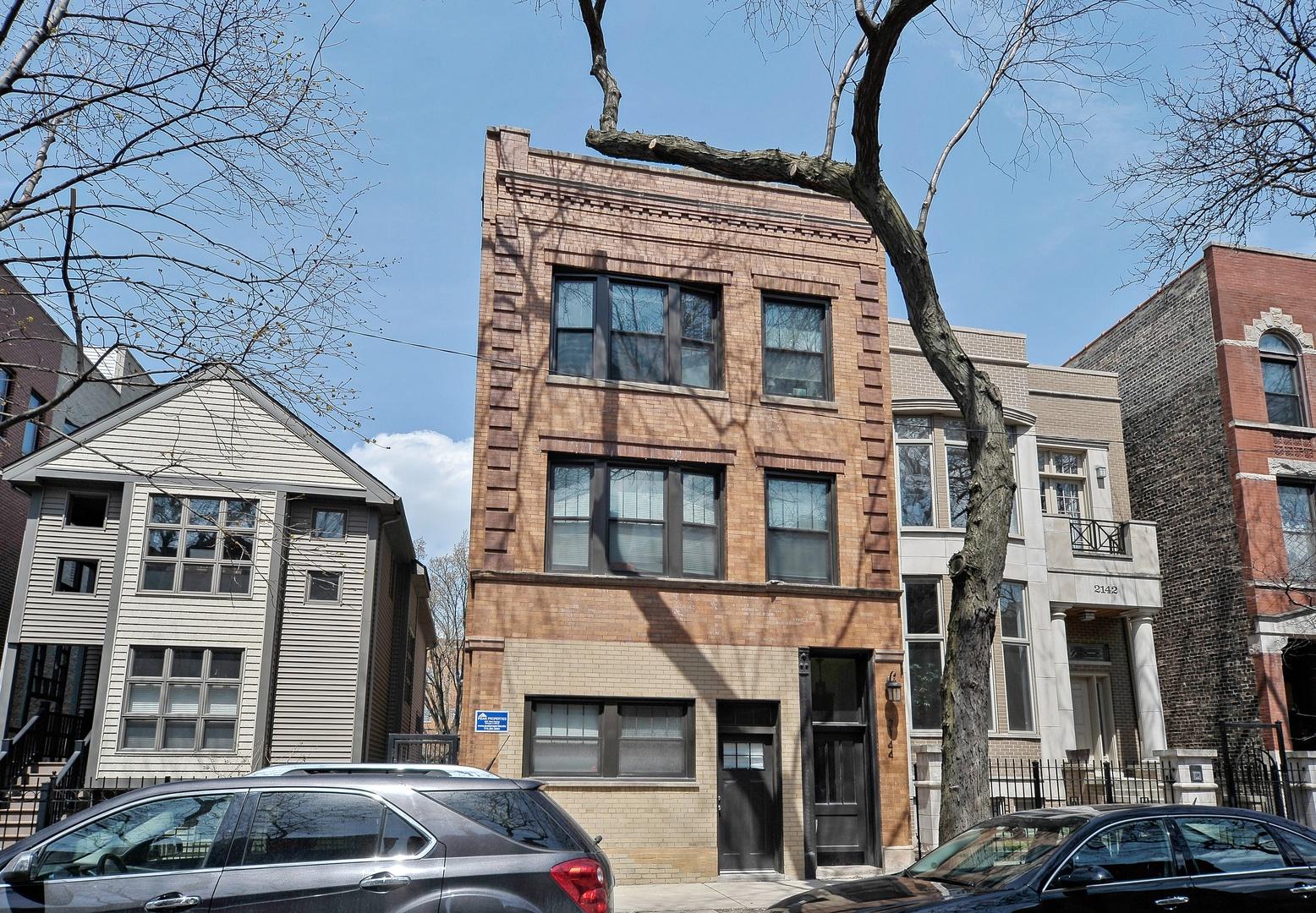 2144 West Potomac Avenue, Chicago-West Town, IL 60622