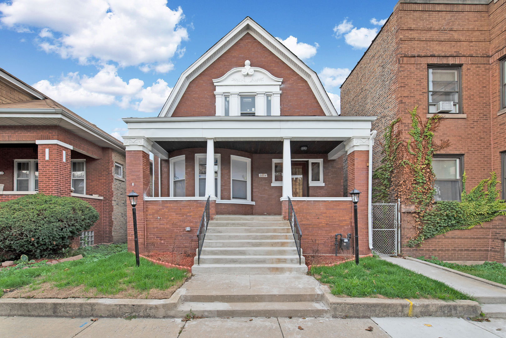 8004 SOUTH MORGAN STREET, CHICAGO, IL 60620