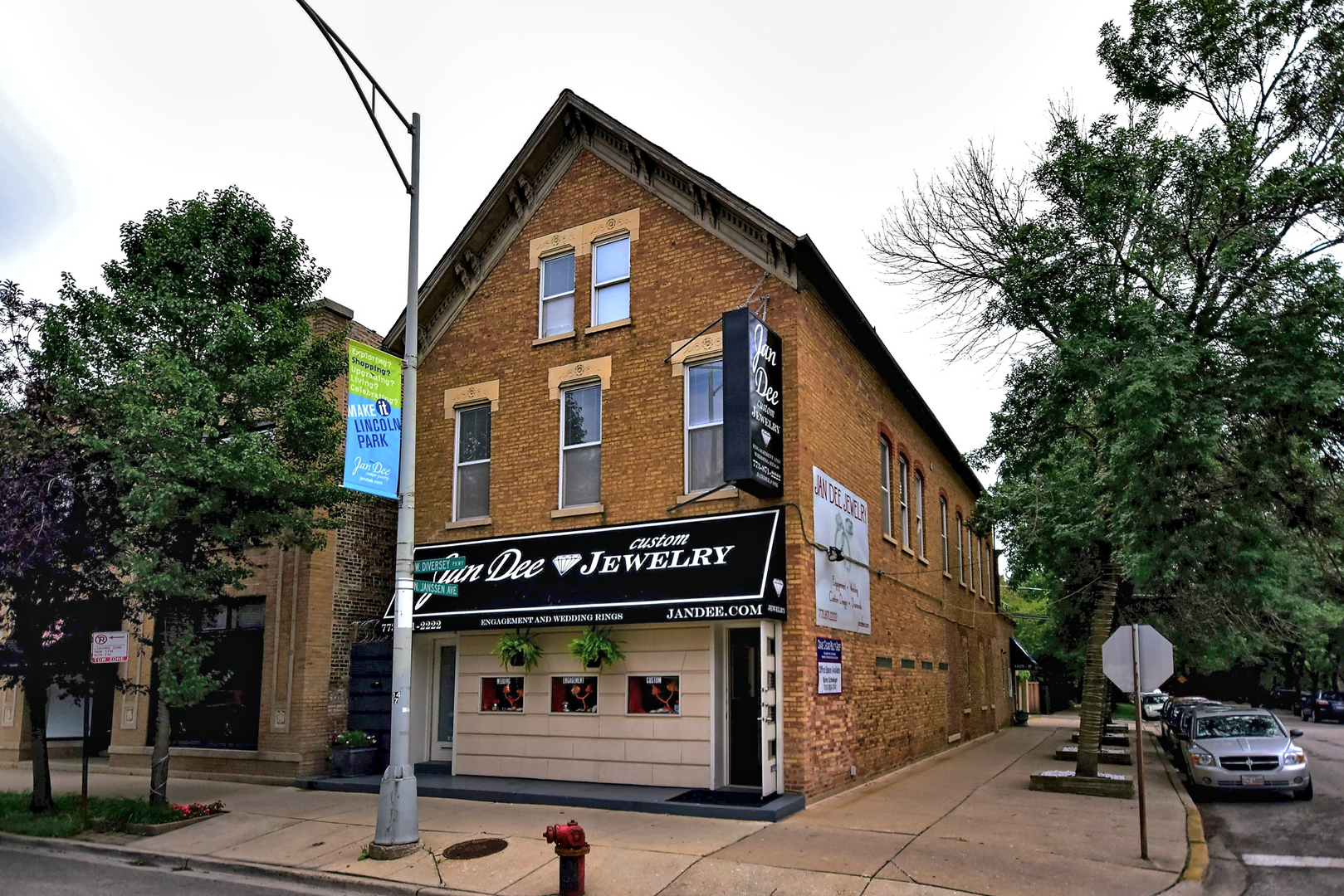 1425 WEST DIVERSEY PARKWAY #1B, CHICAGO, IL 60614