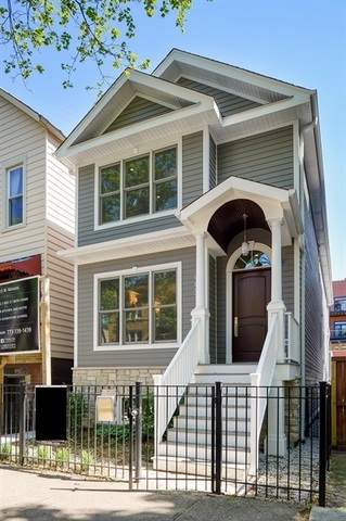 Single Family Home for Sale at 2253 West Melrose Street 2253 West Melrose Street Chicago, Illinois,60618 United States