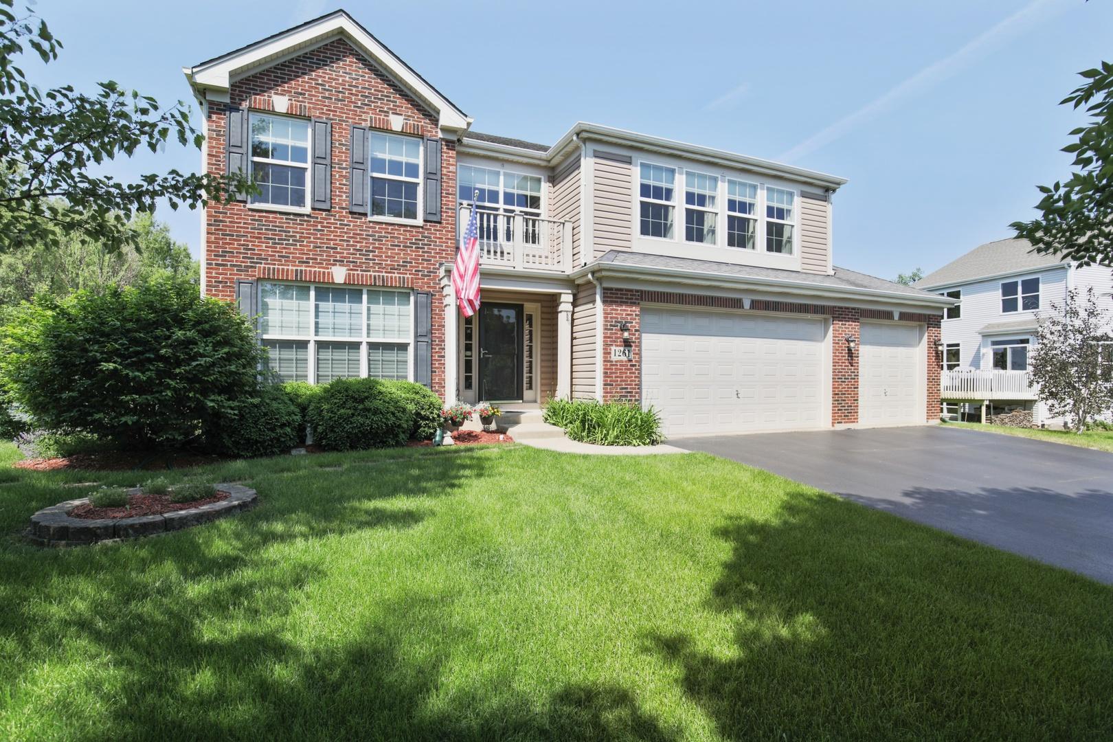 1261 Noble ,Port Barrington, Illinois 60010