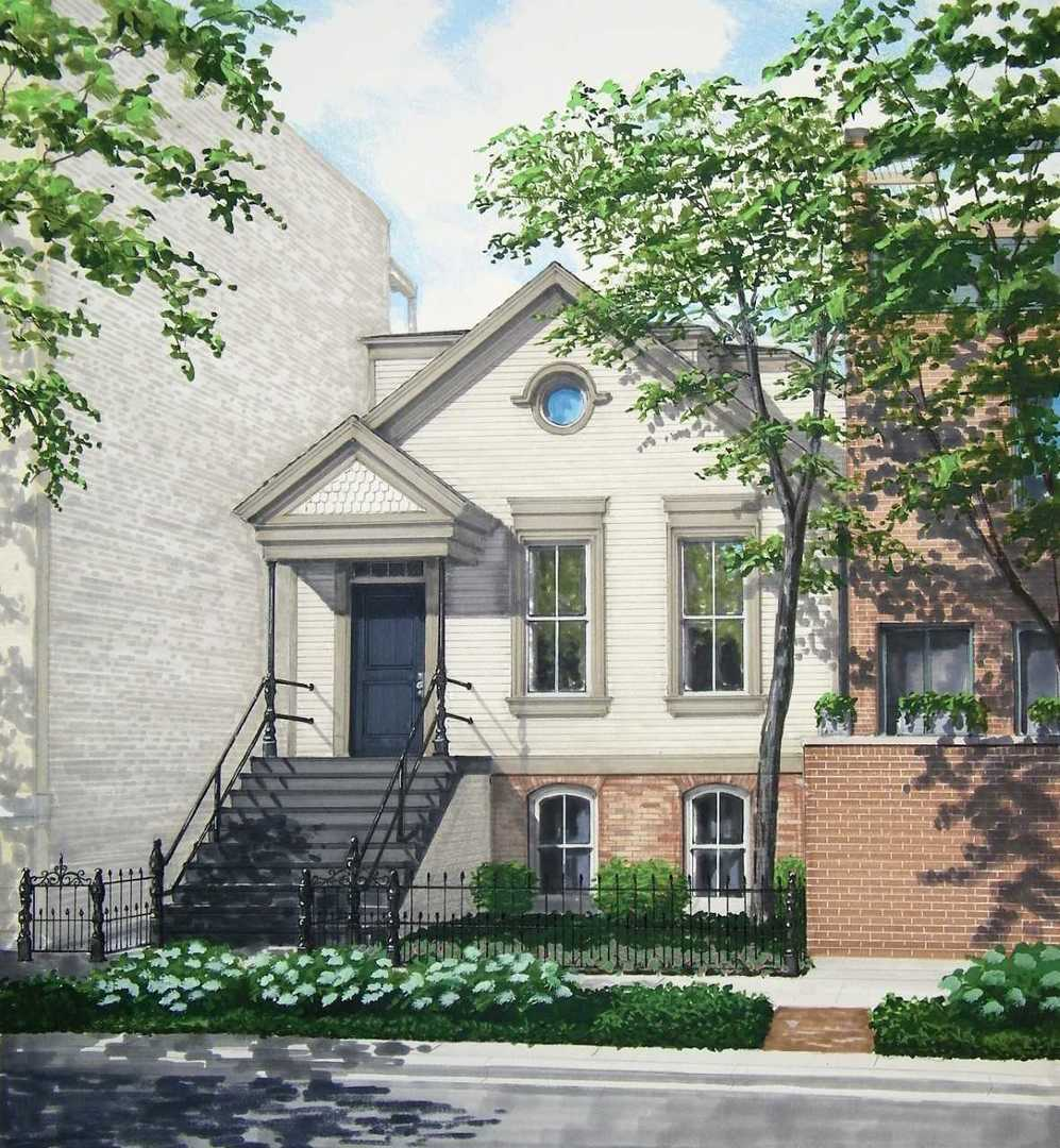 2106 N Hudson Avenue, Chicago, Illinois 60614