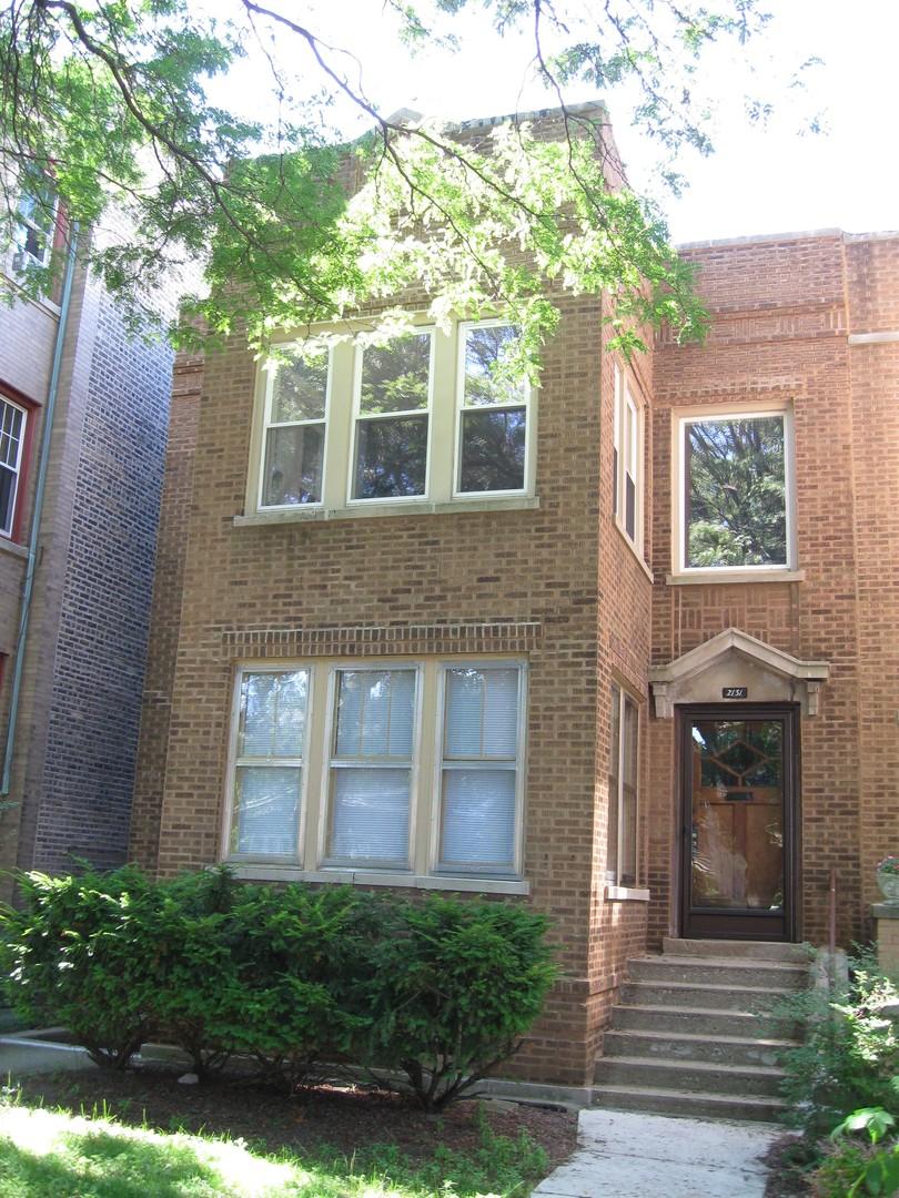 2131 Morse ,Chicago, Illinois 60645