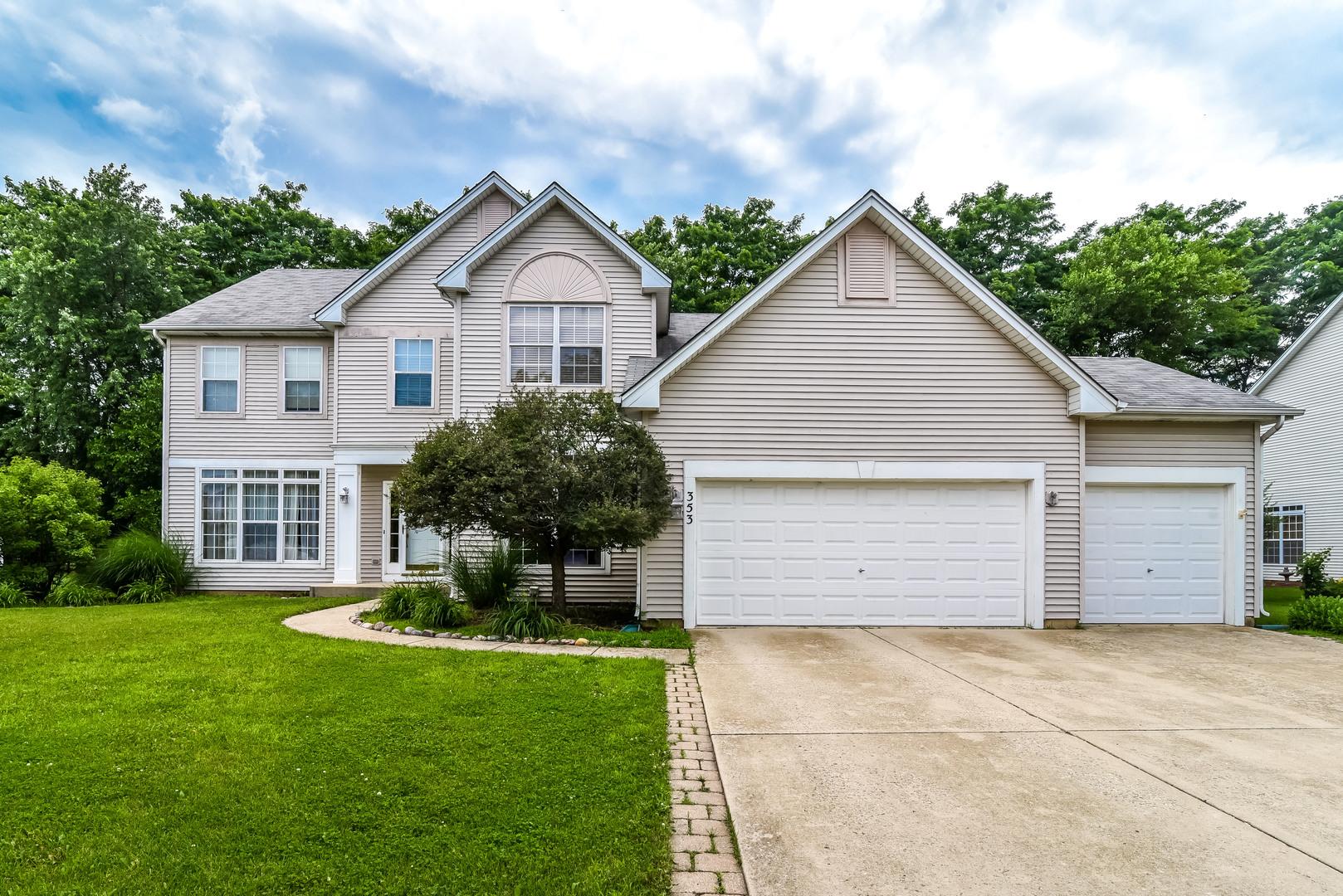 353 Whitewater ,Oswego, Illinois 60543