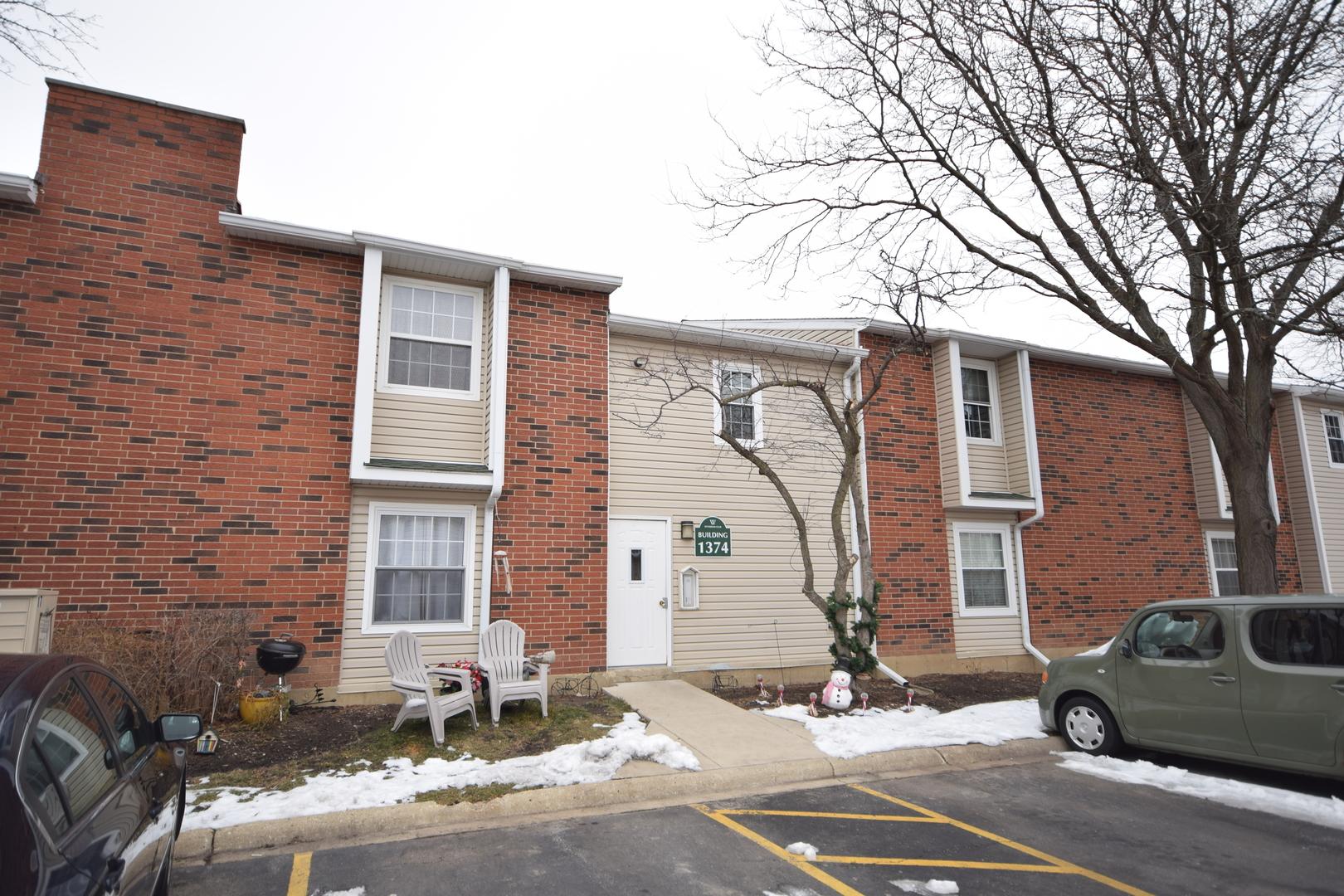 1374 Wyndham Unit Unit 202 ,Palatine, Illinois 60074
