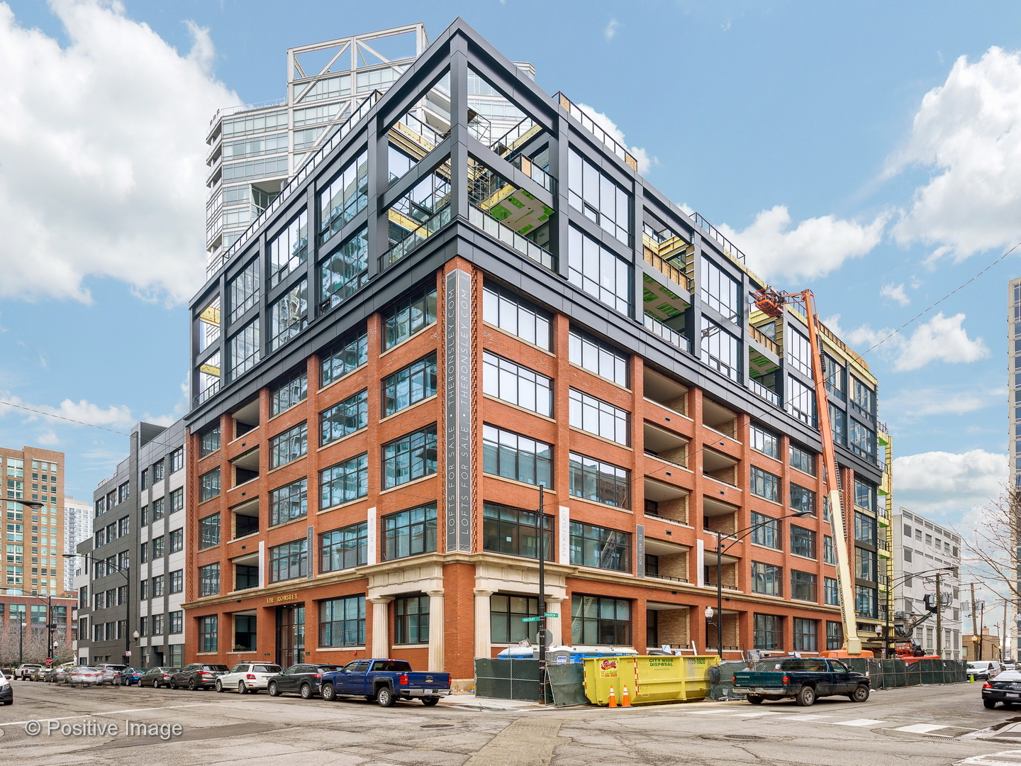 676 N KINGSBURY ST Unit #606, Chicago, IL, 60654, condos and townhomes for sale