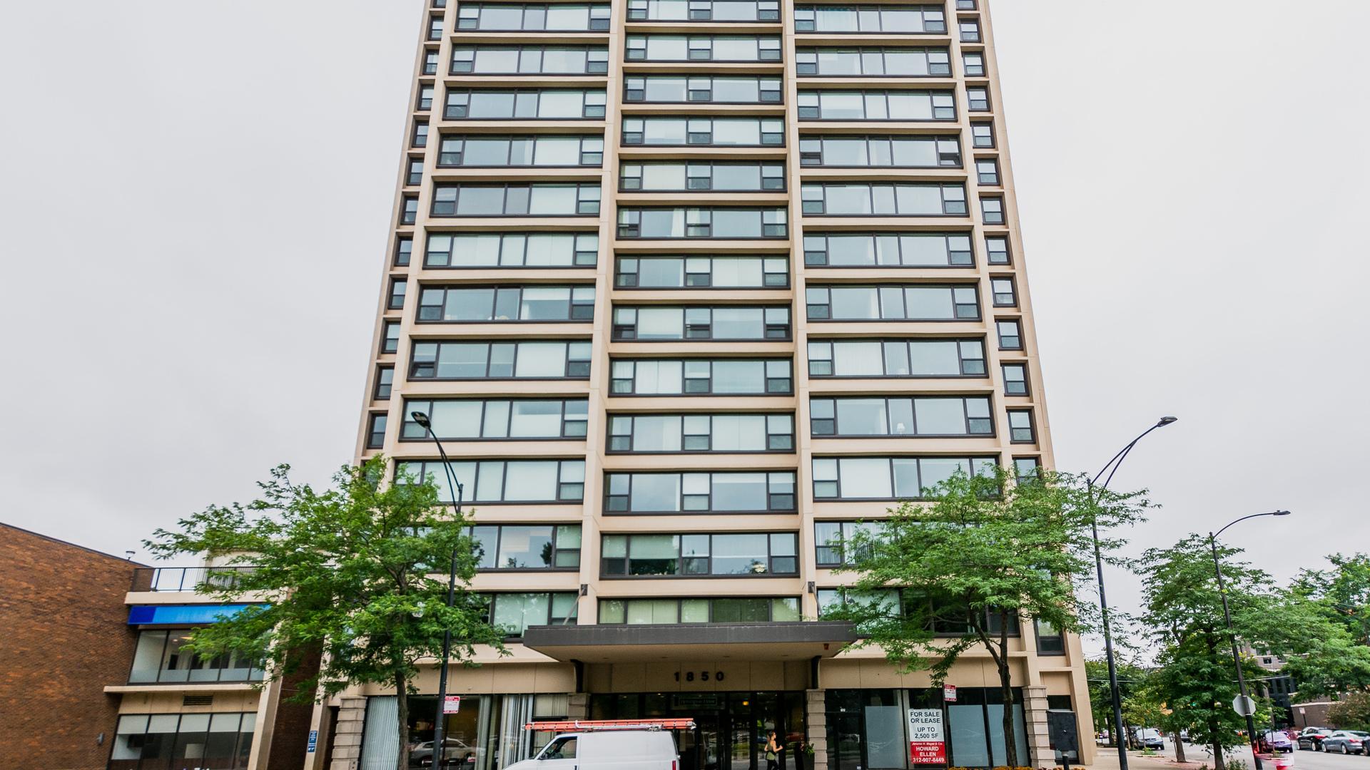 1850 Clark Unit Unit 1102 ,Chicago, Illinois 60614