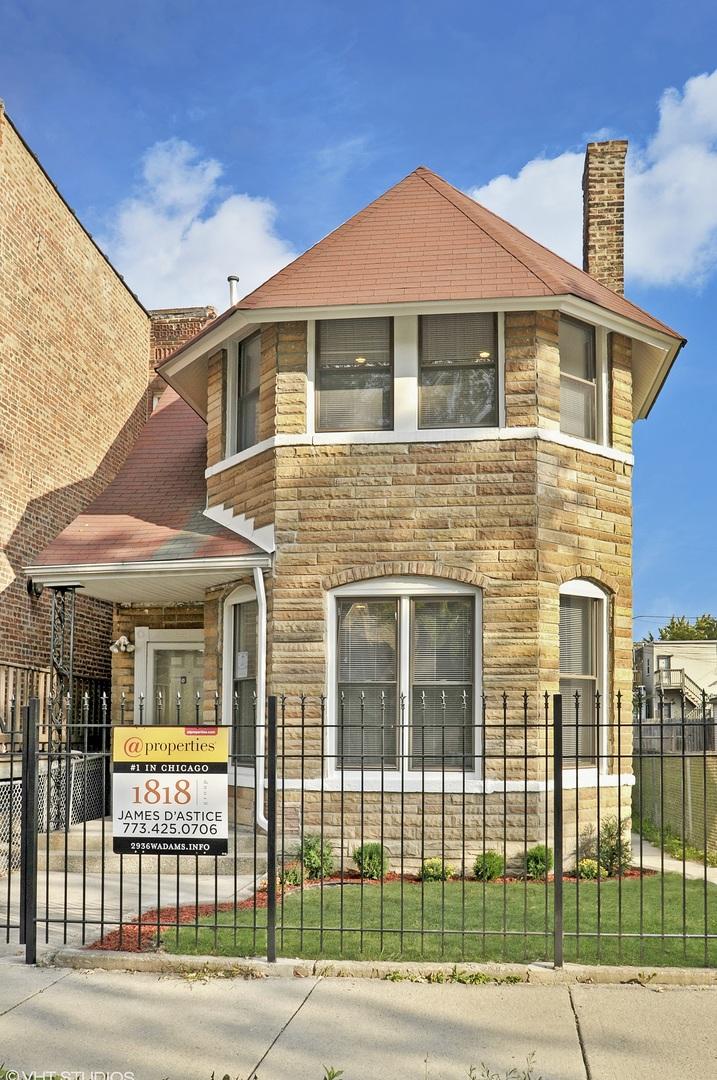 2936 WEST ADAMS STREET, CHICAGO, IL 60612