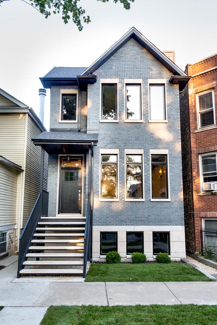 3321 N Oakley Avenue, Chicago, IL 60618