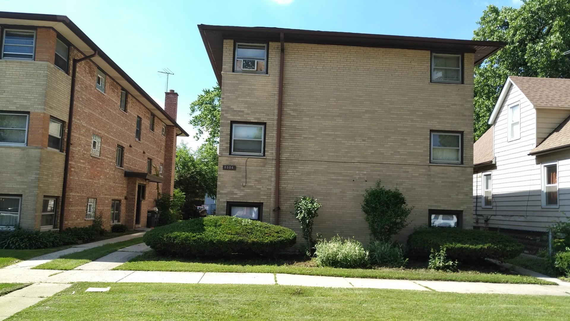 3504 Adams, Bellwood, Illinois 60104