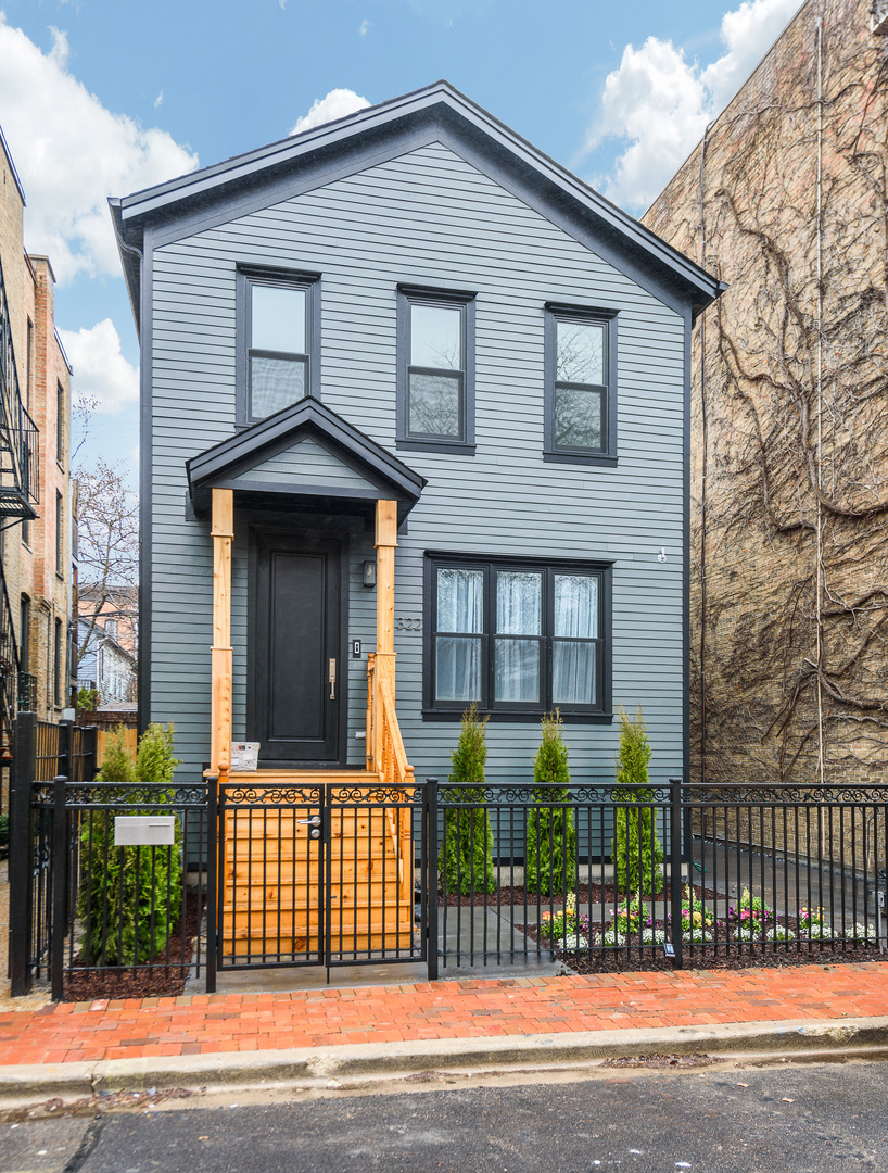 322 WEST WILLOW STREET, CHICAGO, IL 60614