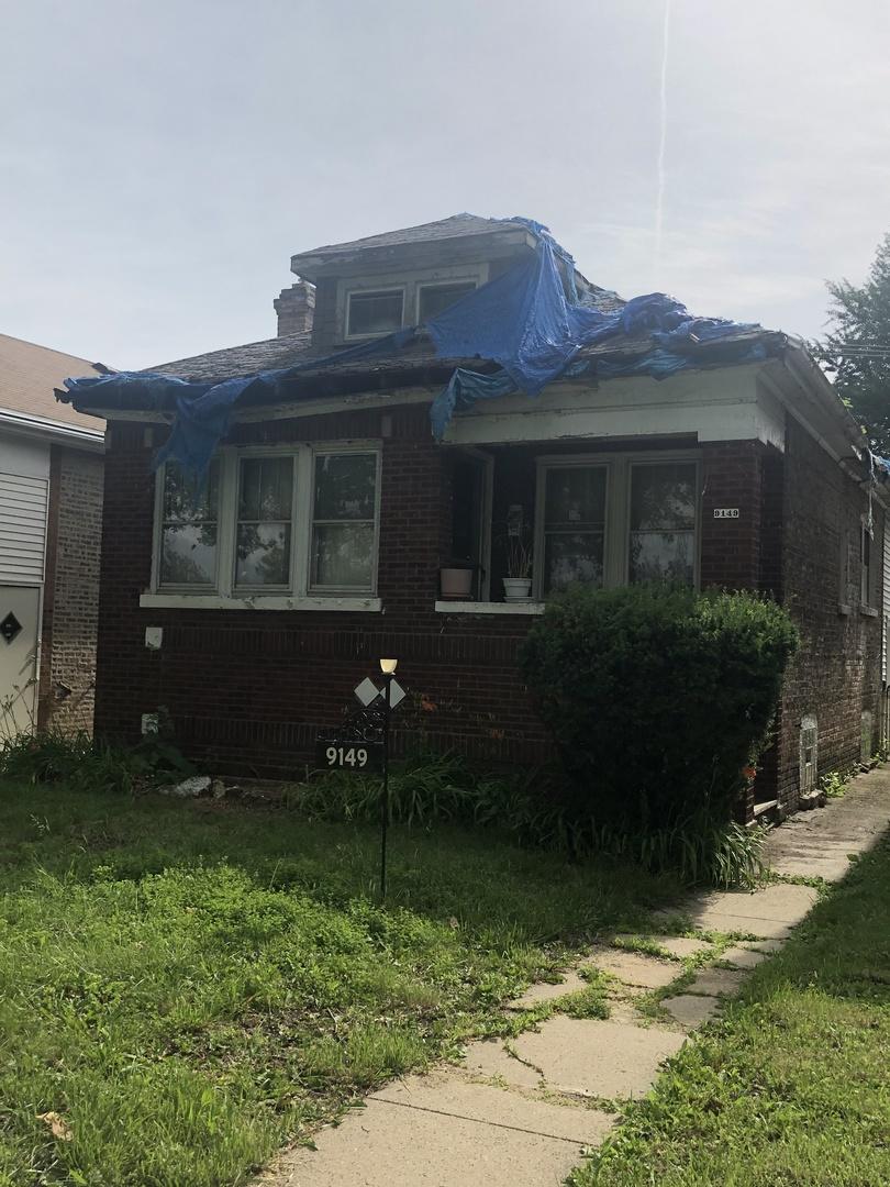 9149 Racine ,Chicago, Illinois 60620
