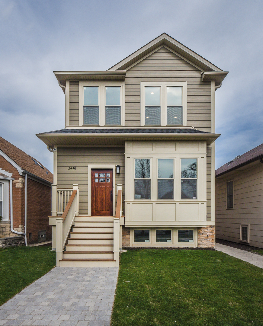 3441 NORTH NEVA AVENUE, CHICAGO, IL 60634