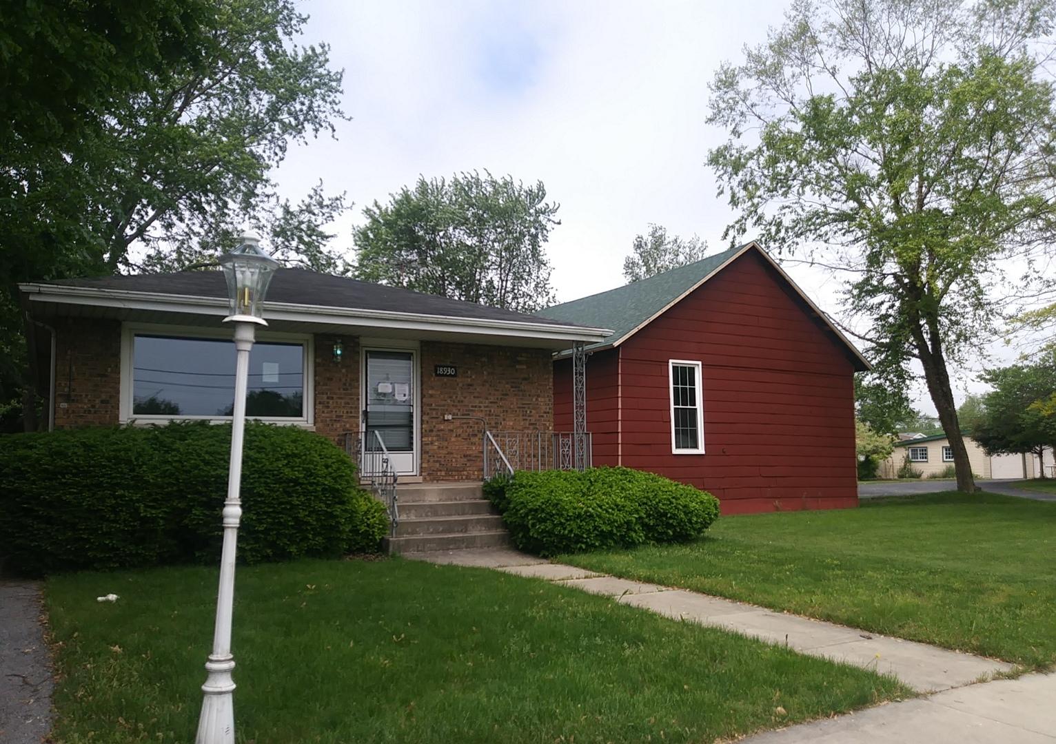 18930 WENTWORTH AVENUE, LANSING, IL 60438